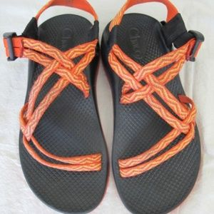 Chaco ZX/1 Ecotread sandals size 4